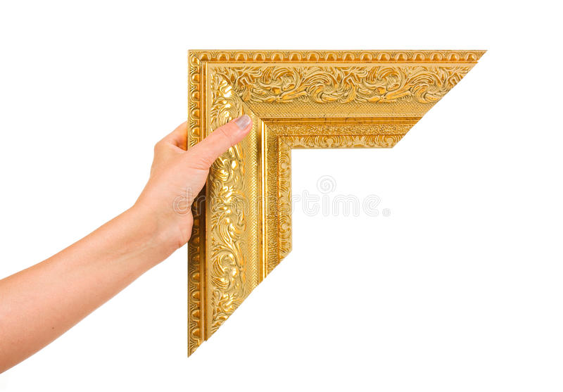 Download Baguette foto de stock. Imagem de isolado, wooden, quadro - 16850870