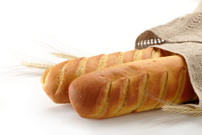 Baguette fotografie stock