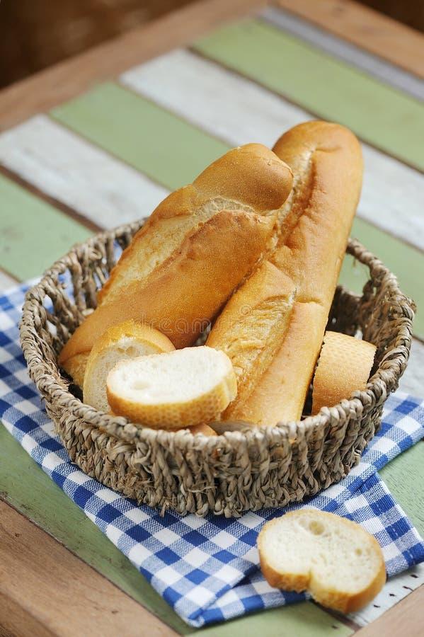 Baguette photo stock