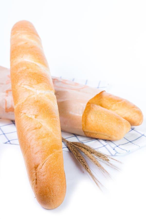 Download Baguette de Frances photo stock. Image du nourriture - 45367790