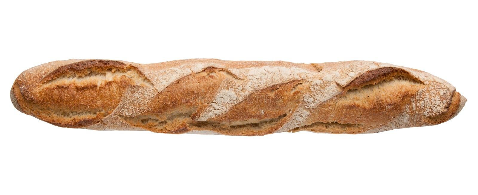 Baguette Long French Bread Royalty Free Stock Image
