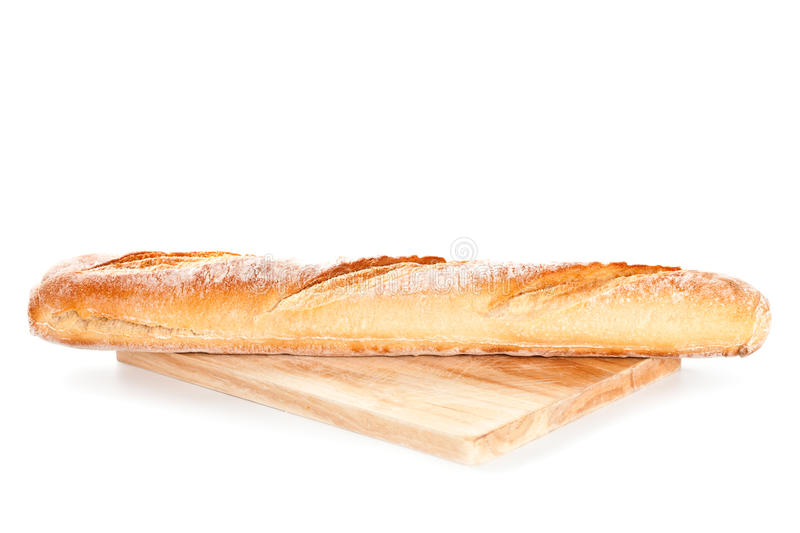 Download Baguette On The Wooden Board Stock Image - Image: 18926325