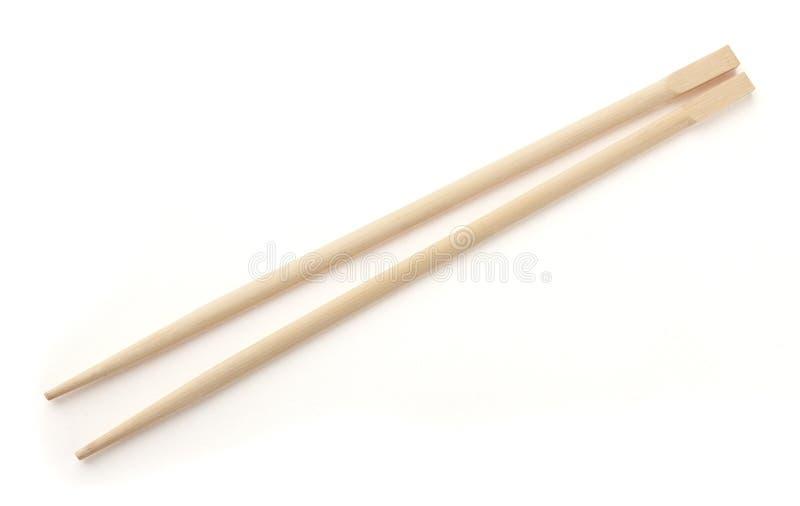Baguettes en bois images stock