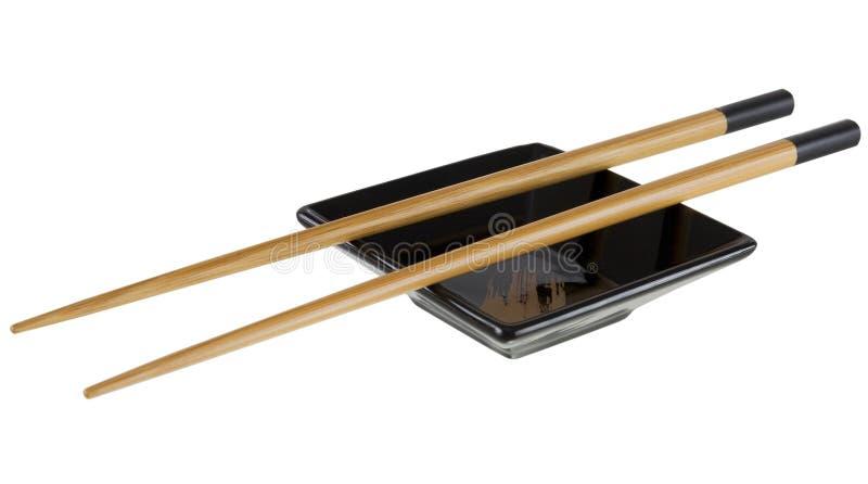 baguettes japonaises photographie stock