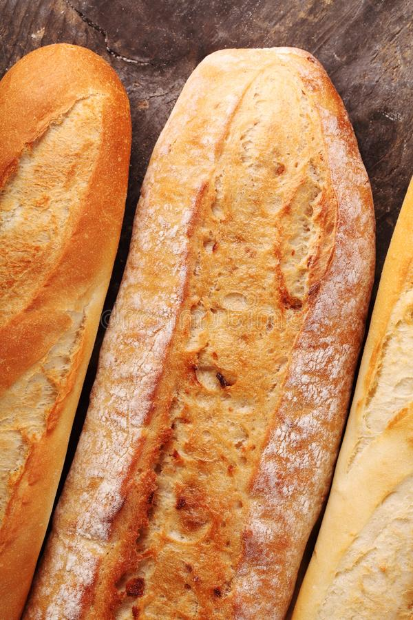 Download Baguettes stock photo. Image of nobody, detail, closeup - 32747784