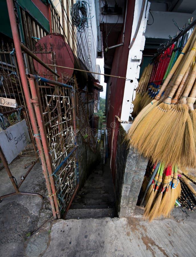 Baguio Filipinas fotos de archivo