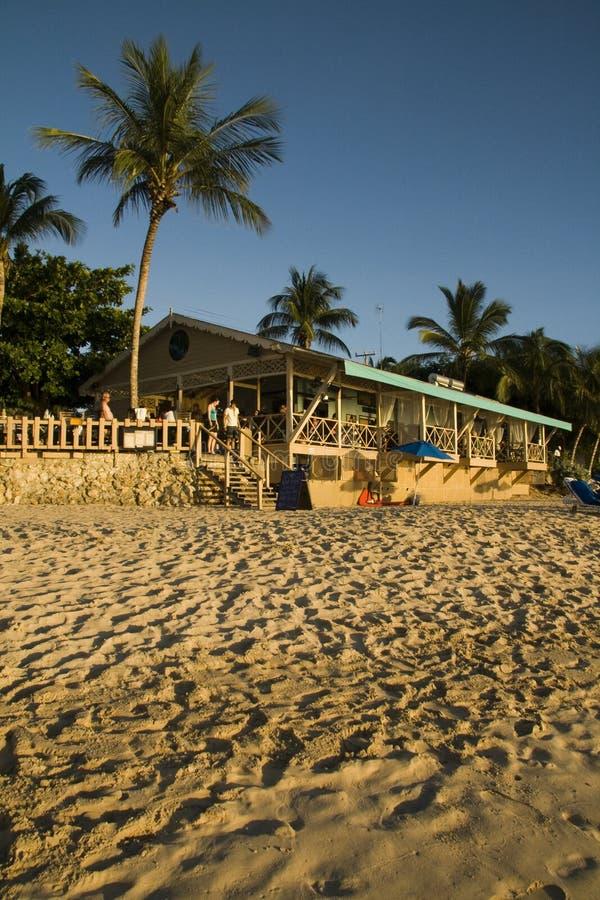 Bahía Barbados de Mullins imagenes de archivo