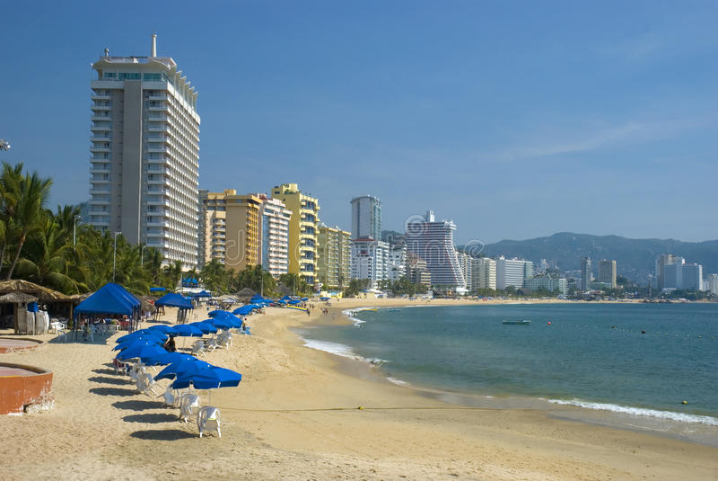 Bahía de Acapulco, México