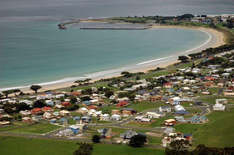 Bahía de Apolo, Victoria Australia fotos de archivo libres de regalías
