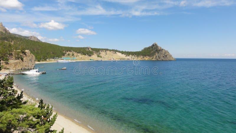 Bahía de Baikal imagen de archivo