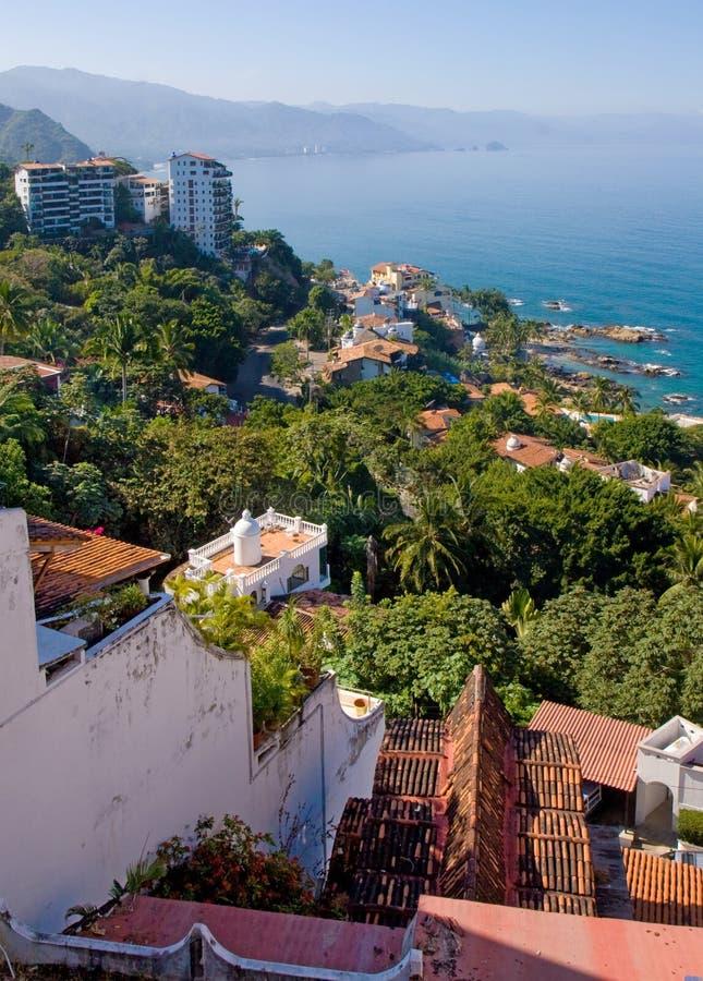 Download Bahía De Banderas, Puerto Vallarta Foto de archivo - Imagen de orilla, tropical: 7281126