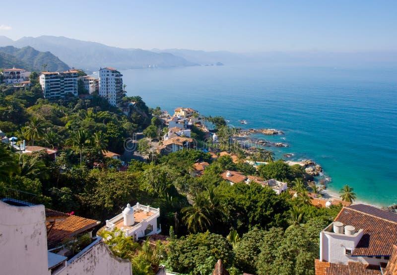 Download Bahía De Banderas, Puerto Vallarta Imagen de archivo - Imagen de holiday, excursión: 7281141
