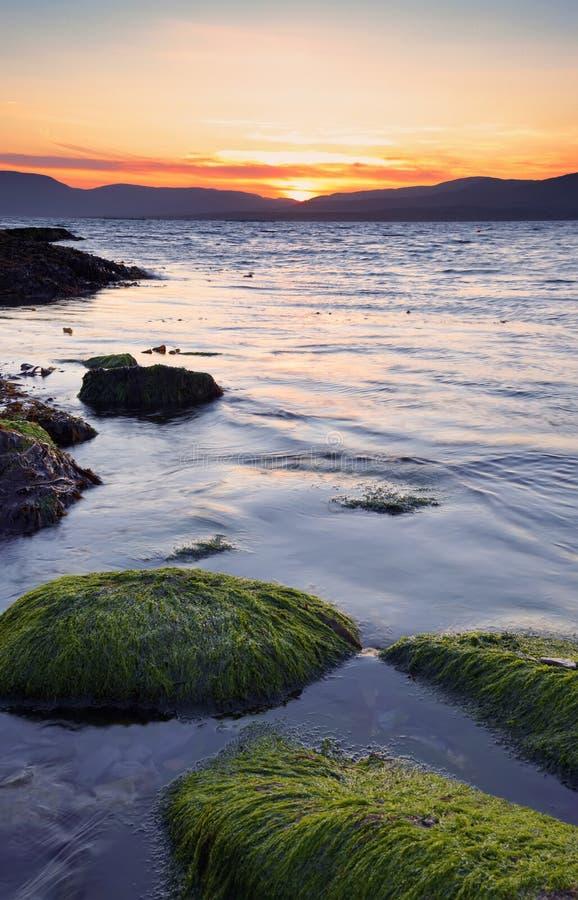 Bahía de Bantry foto de archivo