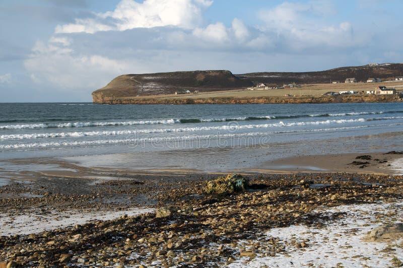 Bahía de Dwarick fotografía de archivo libre de regalías