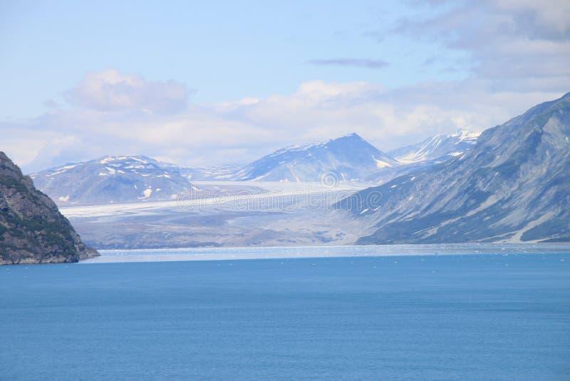 Bahía de glaciar fotografía de archivo