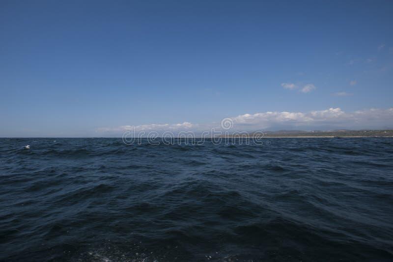 Bahía de Huatulco fotos de archivo libres de regalías