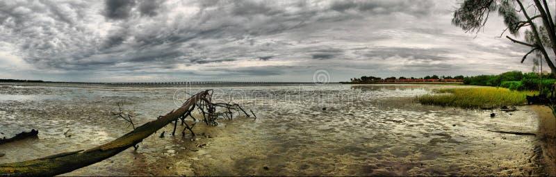 Bahía de la Florida Clearwater fotografía de archivo libre de regalías