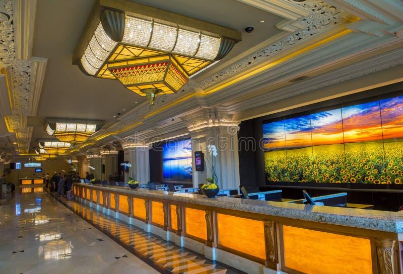 Bahía de Las Vegas-Mandalay imagen de archivo libre de regalías