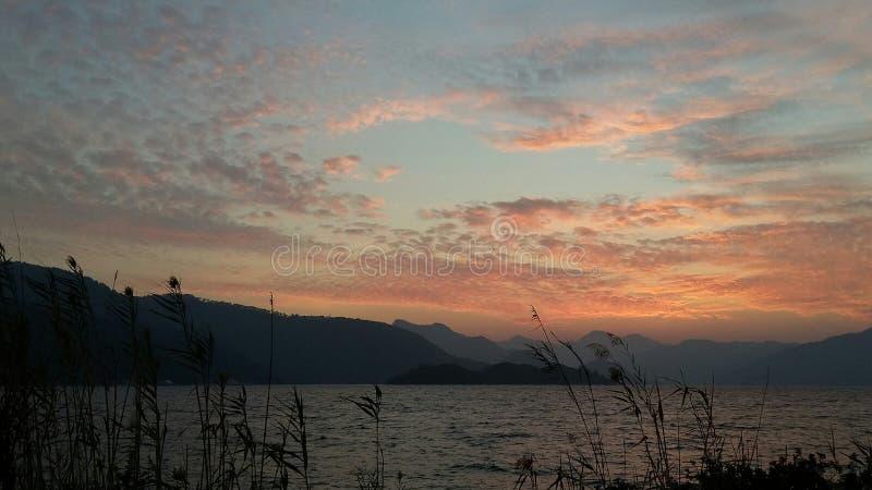 Bahía de Marmaris/de Turquía fotos de archivo