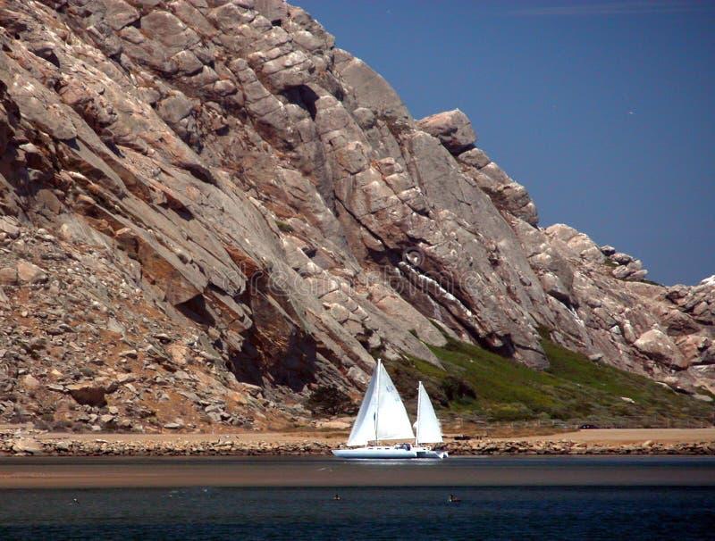 Bahía de Morro fotografía de archivo libre de regalías