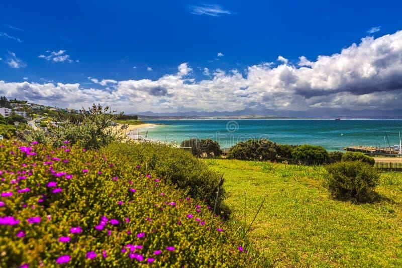 Bahía de Mossel, Suráfrica foto de archivo libre de regalías