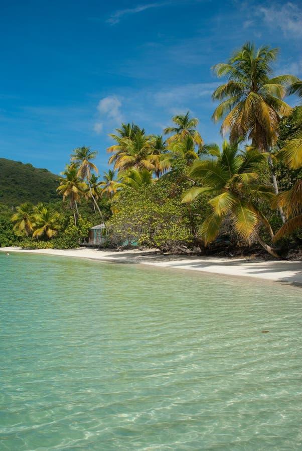 Bahía del cinamomo - San Juan fotografía de archivo libre de regalías