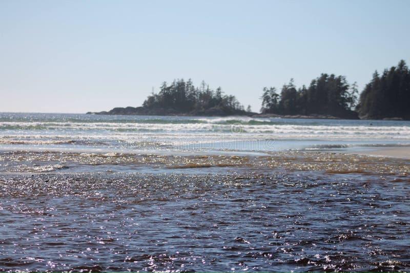 Bahía del florencia de la cala de Lostshoe imagen de archivo