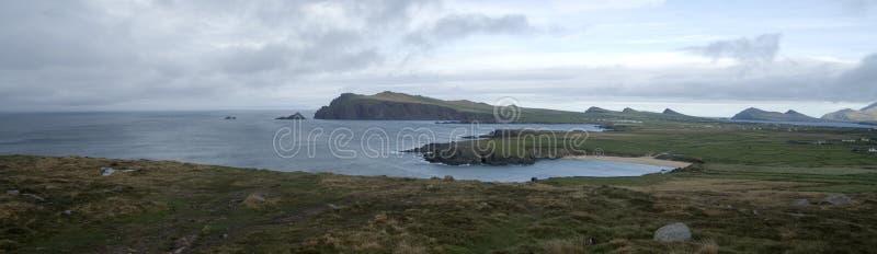Bahía en Irlanda fotografía de archivo libre de regalías