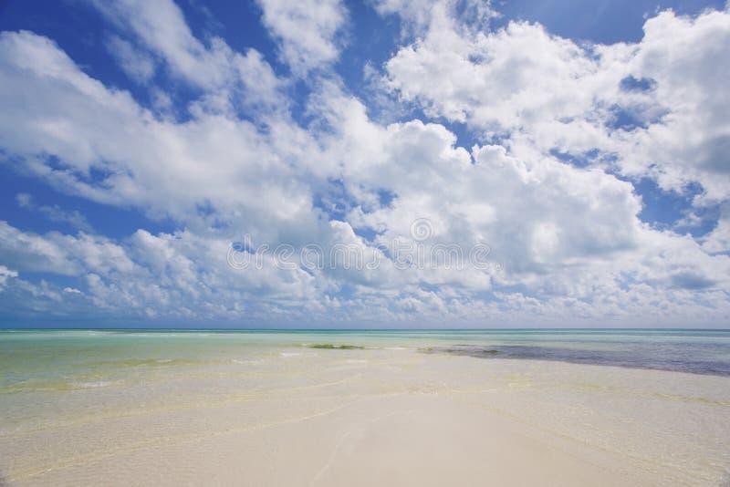 Bahía Honda, claves de la Florida foto de archivo