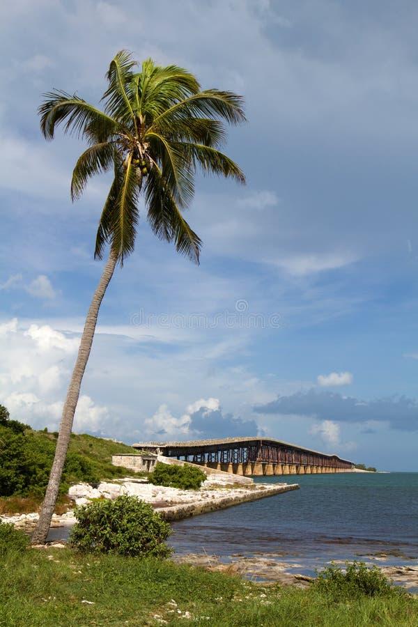 Bahía Honda la Florida dominante imagen de archivo libre de regalías