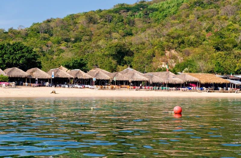 Download Bahía Huatulco México De Magay Foto de archivo - Imagen de costa, mexicano: 7286246