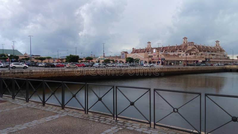 Bahía Sur shopping center royalty free stock photos