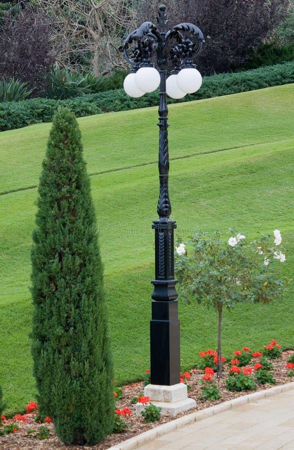 Download Bahai Gardens in Haifa stock photo. Image of garden, idyllic - 17965974