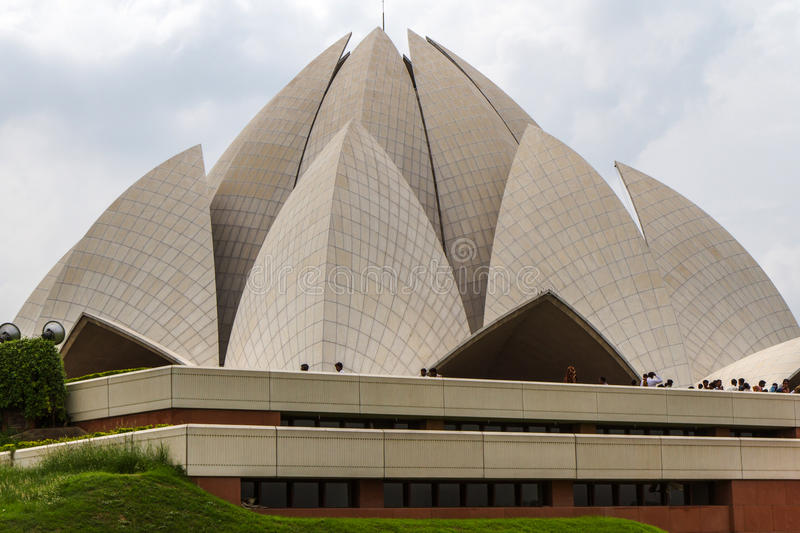 Download Bahai House Of Worship In Delhi, India Stock Image - Image: 26219819