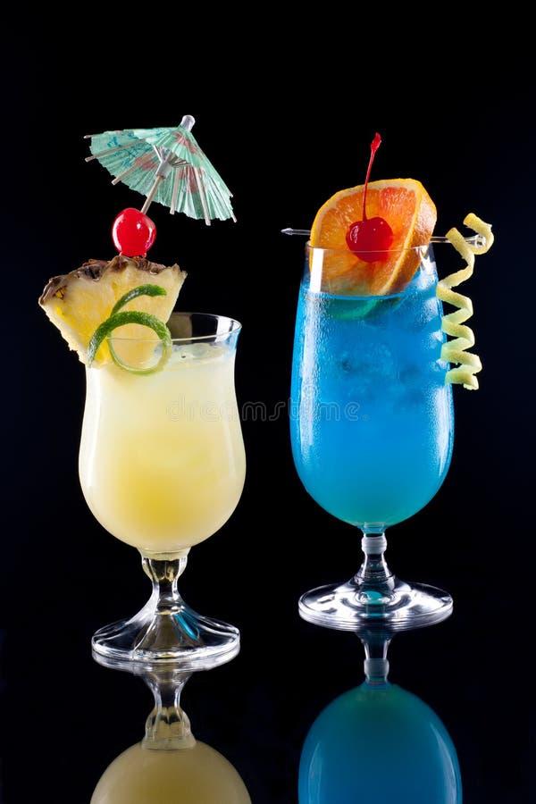 bahama błękitny laguny mama zdjęcia royalty free
