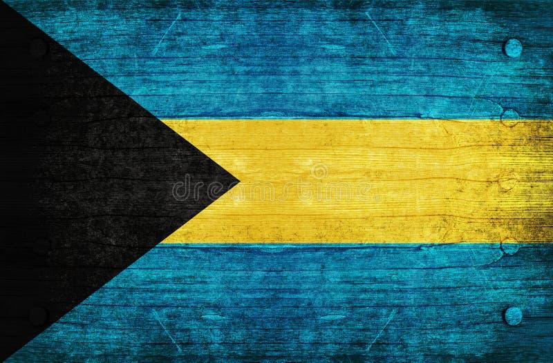 bahamas ilustração stock