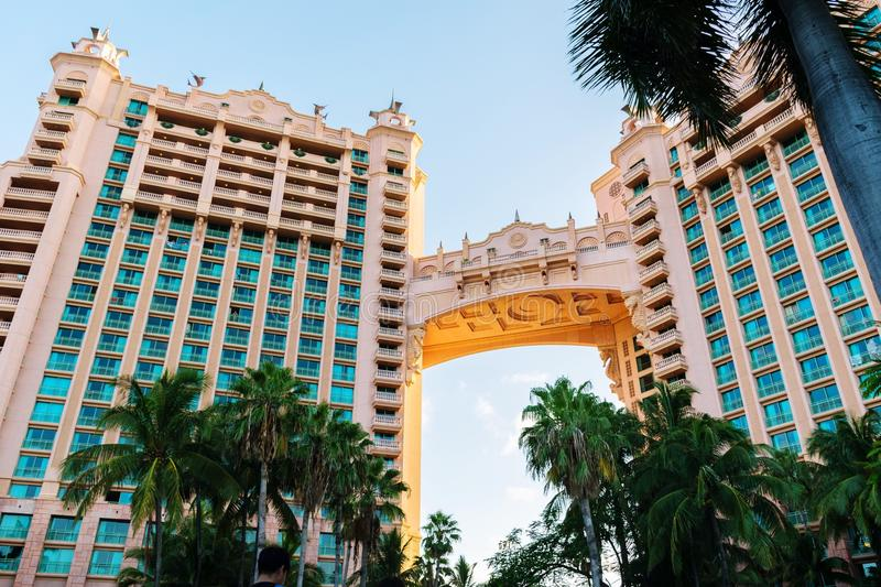 Bahamas, Atlantis imagem de stock royalty free