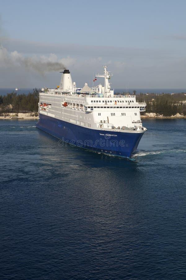 Bahamas Celebration Cruise Ship Editorial Stock Photo Image - Bahamas celebration cruise ship