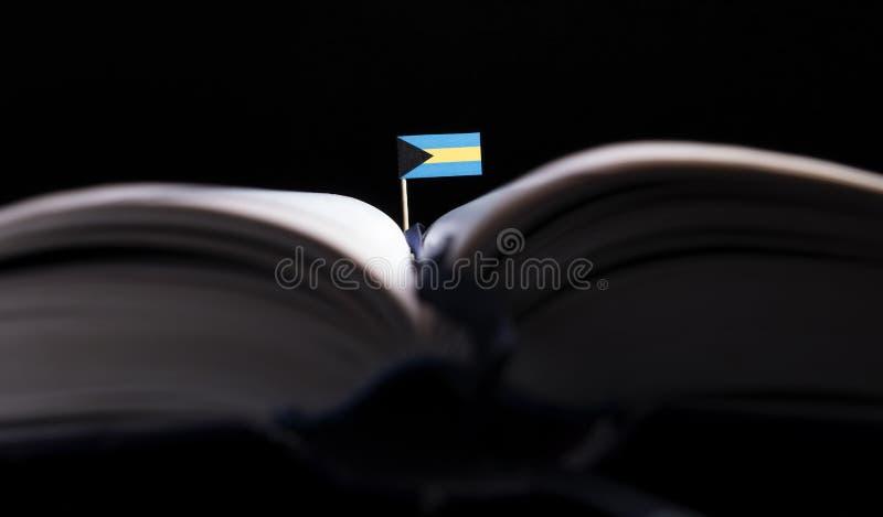 Download Bahamas Kennzeichnen Mitten In Dem Buch Stockbild - Bild von auswärts, wissen: 96932925