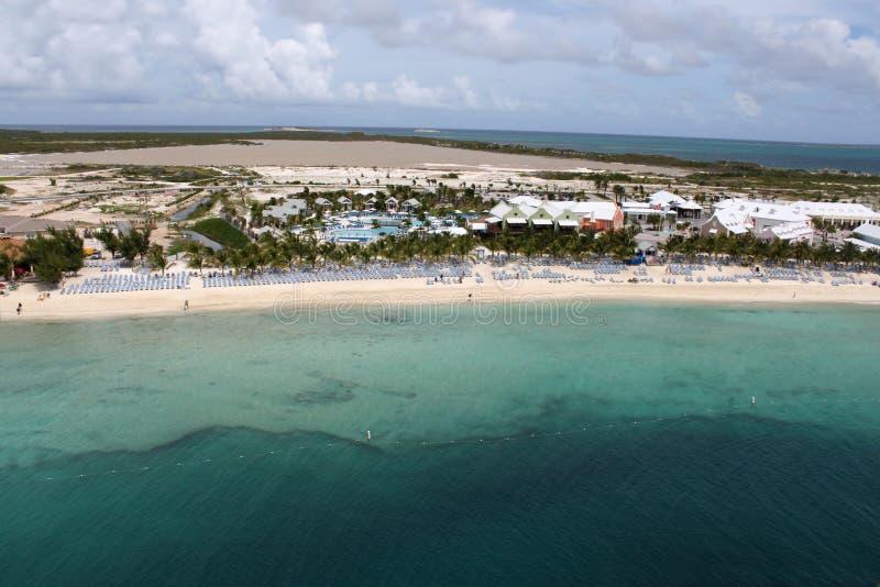 bahamas plaża zdjęcie royalty free