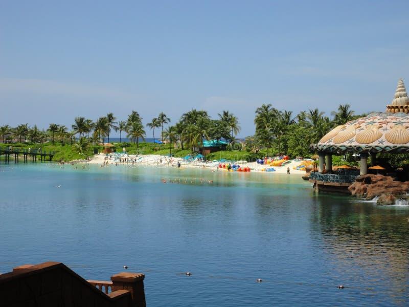 Bahamas wyspa obraz royalty free