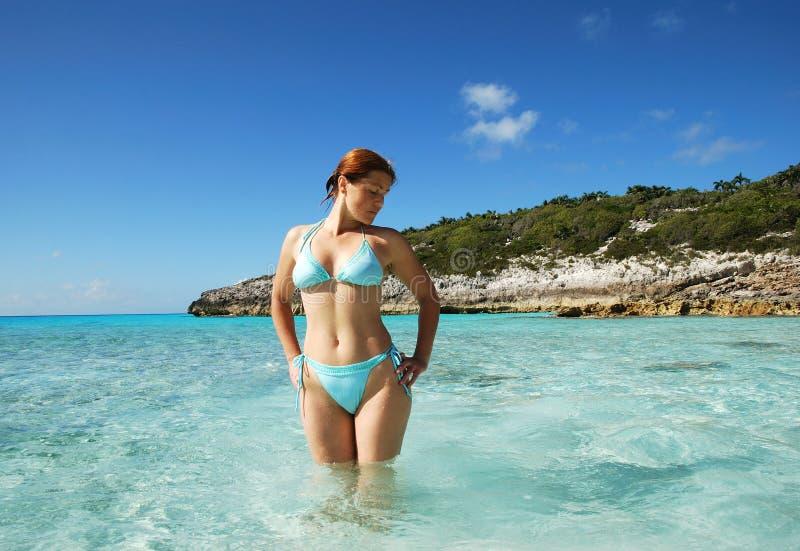 Bahamian Vacation Stock Photos