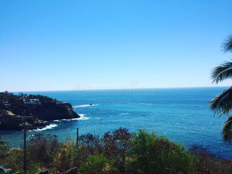 Bahia Acapulco immagine stock libera da diritti