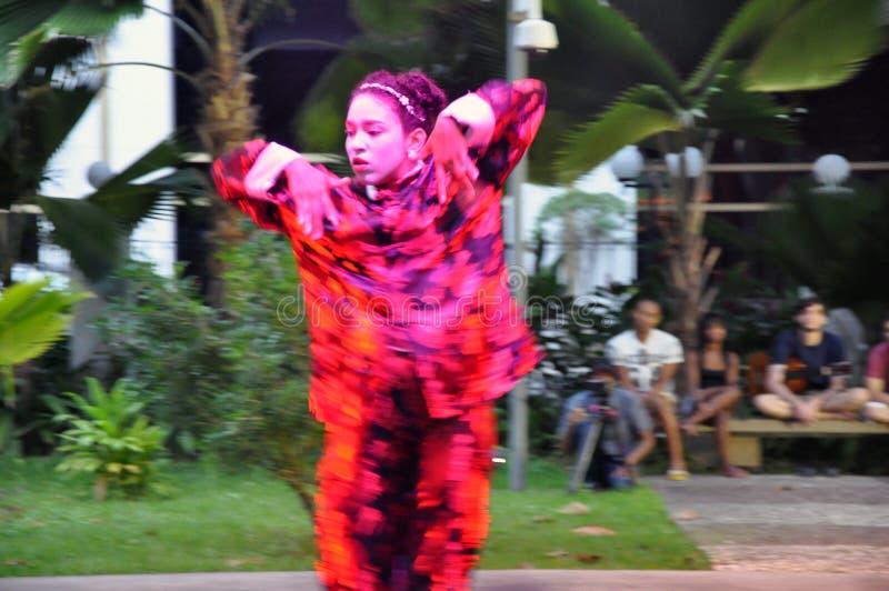 Bahia Dance Festival fotografie stock