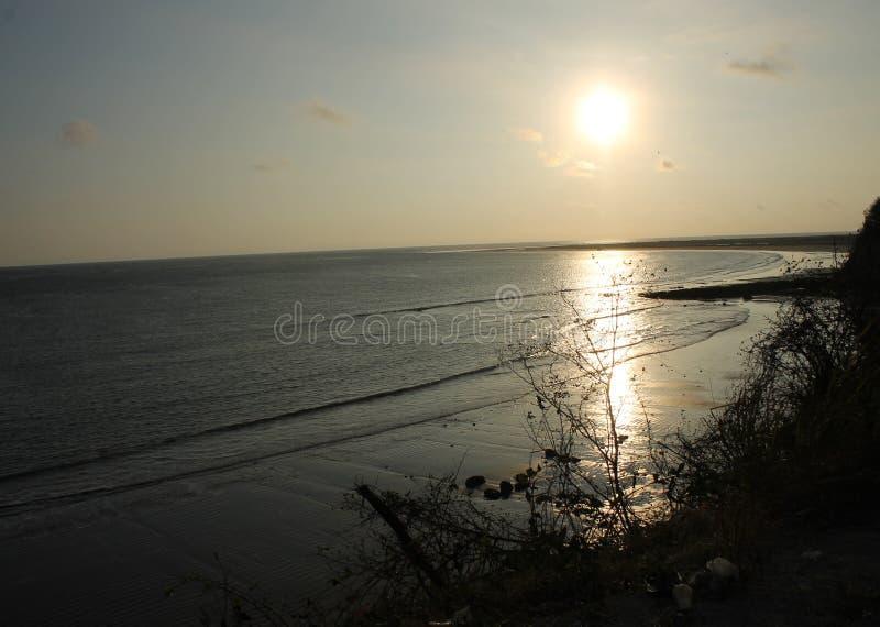 Bahia de Caraquez Sunset στοκ φωτογραφίες με δικαίωμα ελεύθερης χρήσης