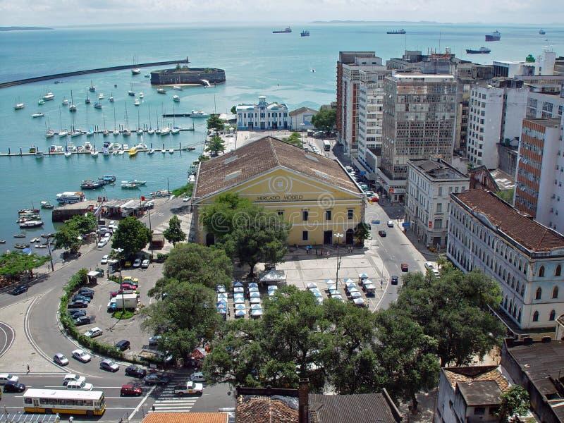 Bahia de OS Santos todos στοκ φωτογραφίες