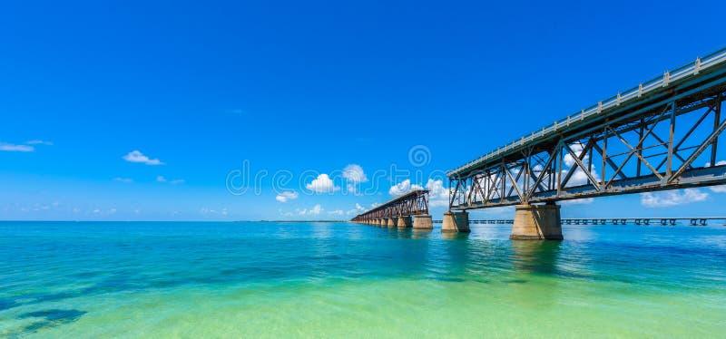 Bahia Honda stanu park tropikalny wybrze?e z raj pla?ami - usa - Calusa pla?a, Floryda Wpisuje - zdjęcie stock