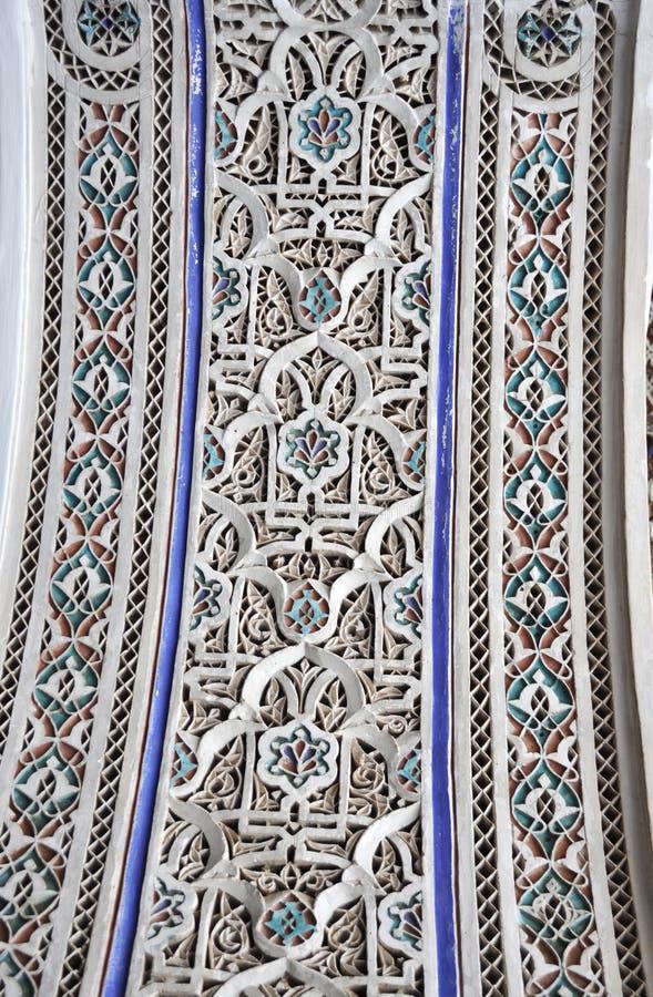 Download Bahia Palace Interior Decoration Stock Photo - Image: 28474590