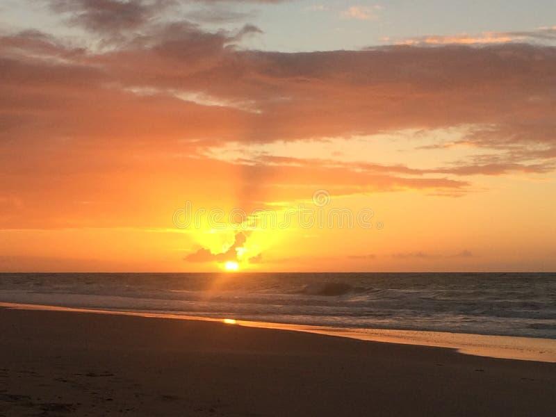 Bahia, praia robi forte obrazy stock