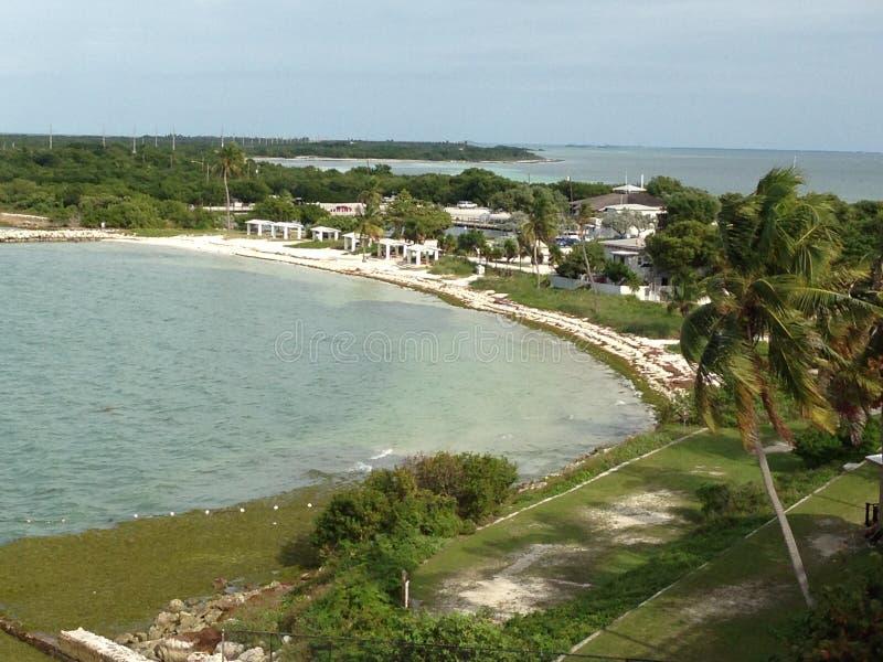 Bahia State Park Florida royaltyfria foton